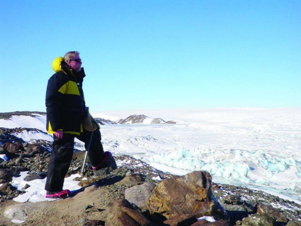 6 Me on hilltop overlooking local glacier 920 690 80